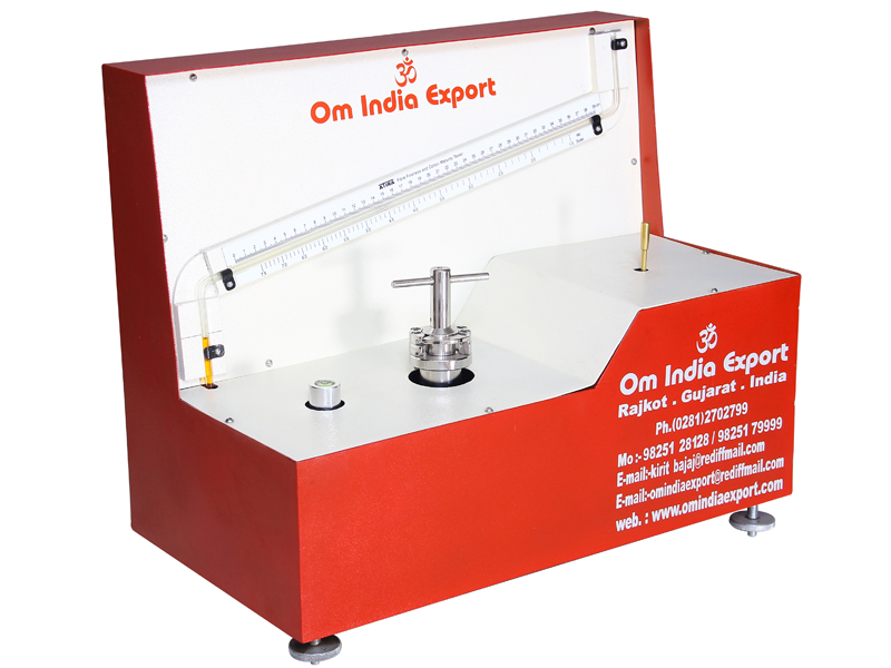 Om India Export Ginning Machine and Spare Parts - Mike Testing Machine