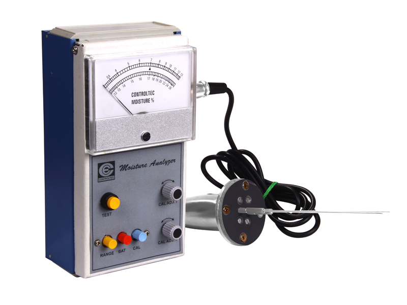 Om India Export Ginning Machine and Spare Parts - Moisture Testing Machine