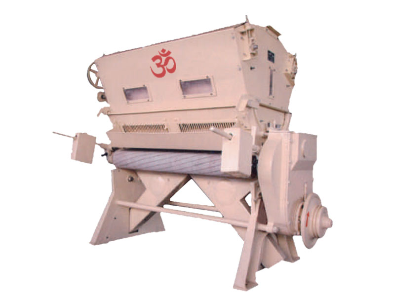 Om India Export Ginning Machine and Spare Parts - Double Roller Ginning Machine